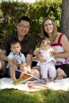 Regina Family Photographer - Sum Family - In the Park