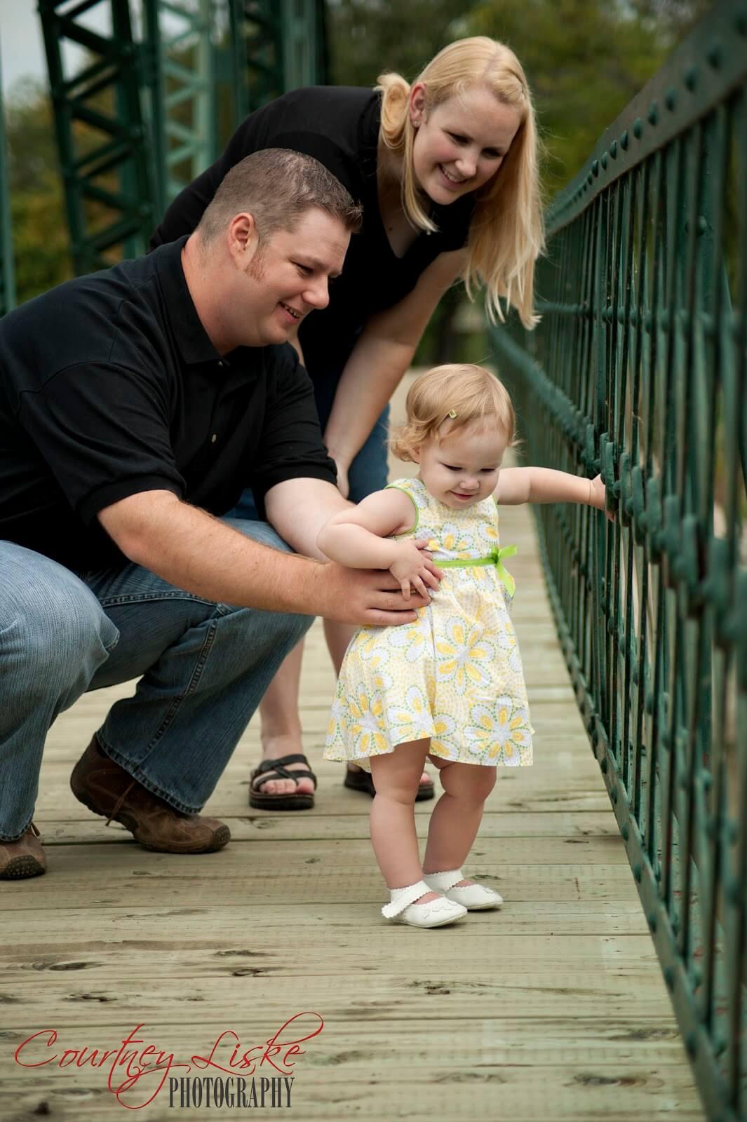 Moose Jaw Family Photography - Eritz Family - Daughter Walking