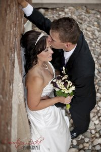 Regina Wedding Photographer - Matt & Cherise Burns - Brick Wall Creative
