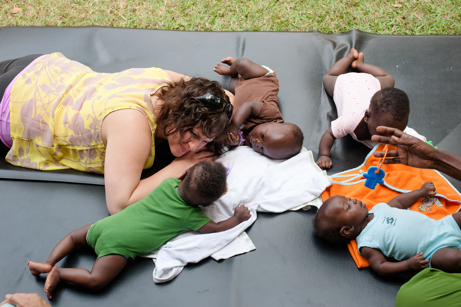 Regina Photographer - Uganda Photography - Watoto Babies Home