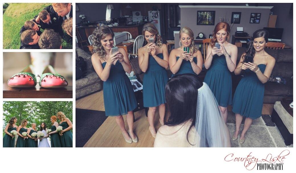 Keith & Janel - Regina Wedding Photographer