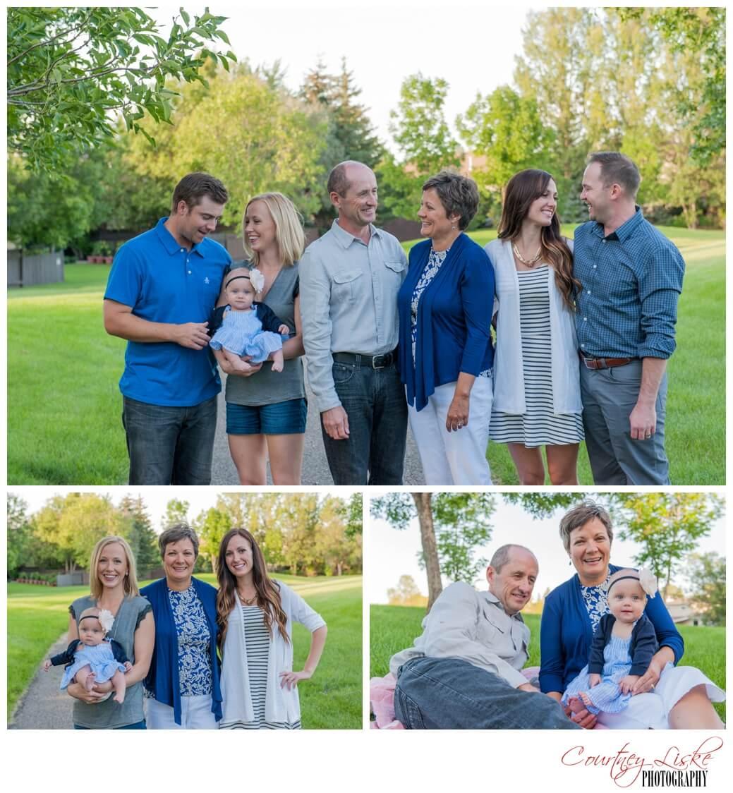 Olson Family - Regina Family Photographer - Courtney Liske Photography