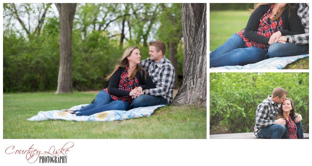 Will & Sarah - Regina Wedding Photographer - Courtney Liske Photography