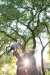 Believe you can fly at a Regina Family photography session in Wascana Park