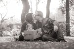 Fall Regina Family photography session in Wascana Park