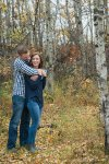 Mike & Tamzyn enjoying the beauty of fall with Courtney Liske Photography
