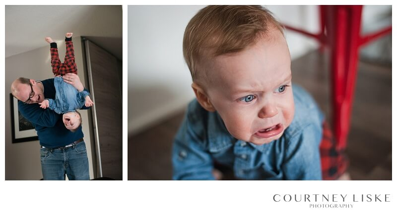 Cooper is One - Courtney Liske Photography - Regina Family Photographer
