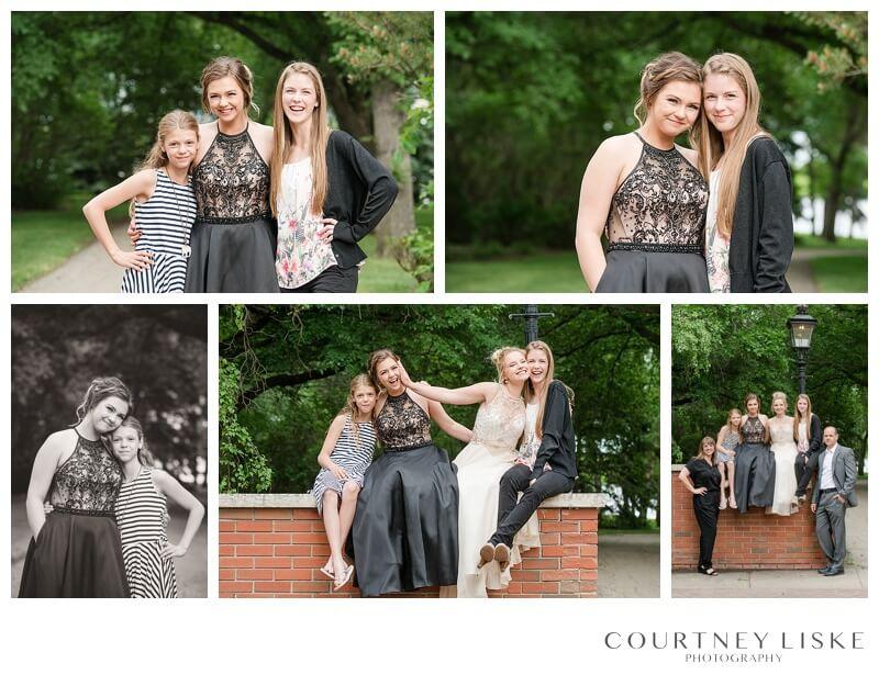 Jessica & Shanae Graduation - Courtney Liske Photography - Regina Family Photographer - Speakers Corner