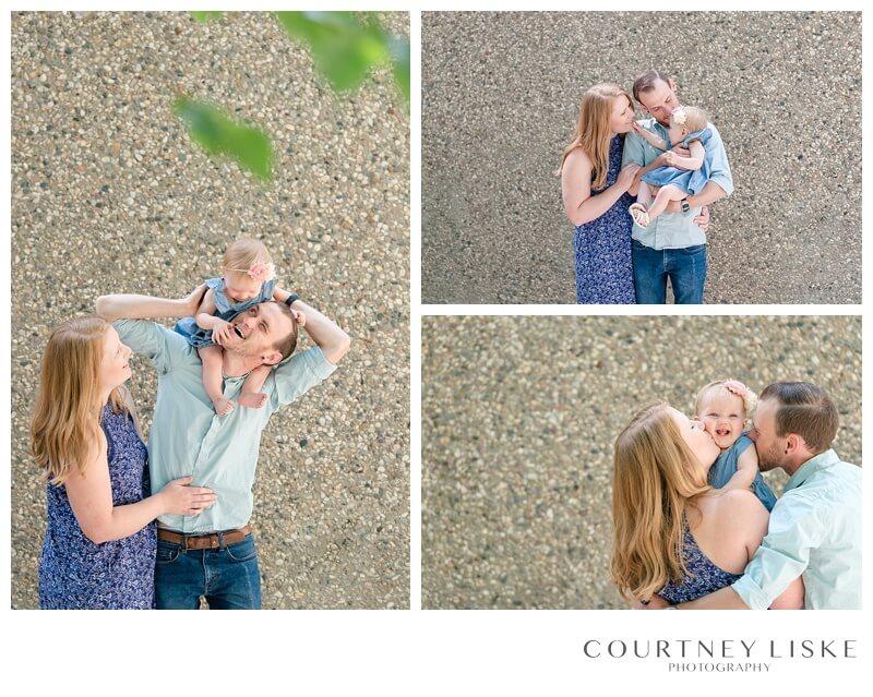 Avonlea is One - Courtney Liske Photography - Regina Family Photographer - Family