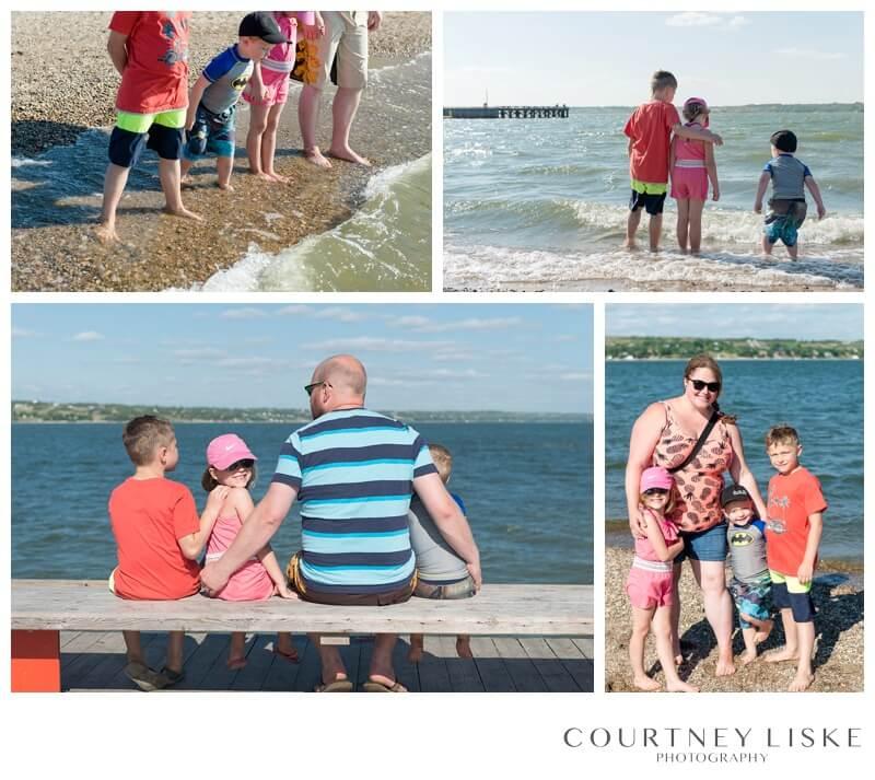 Lumsden & Regina Beach - Courtney Liske Photography - Regina Family Photographer - Regina Beach Pier