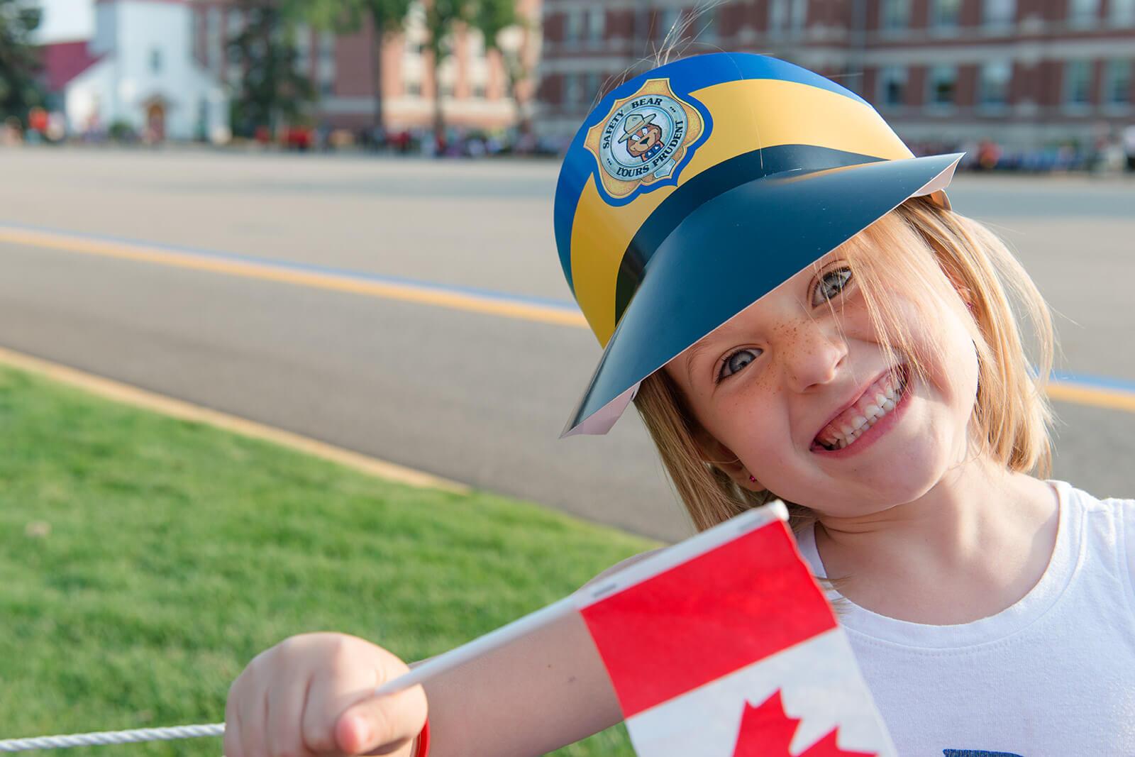 Courtney Liske Photography - Regina Family Photographer - RCMP - Sunset-Retreat Ceremony - Cadet