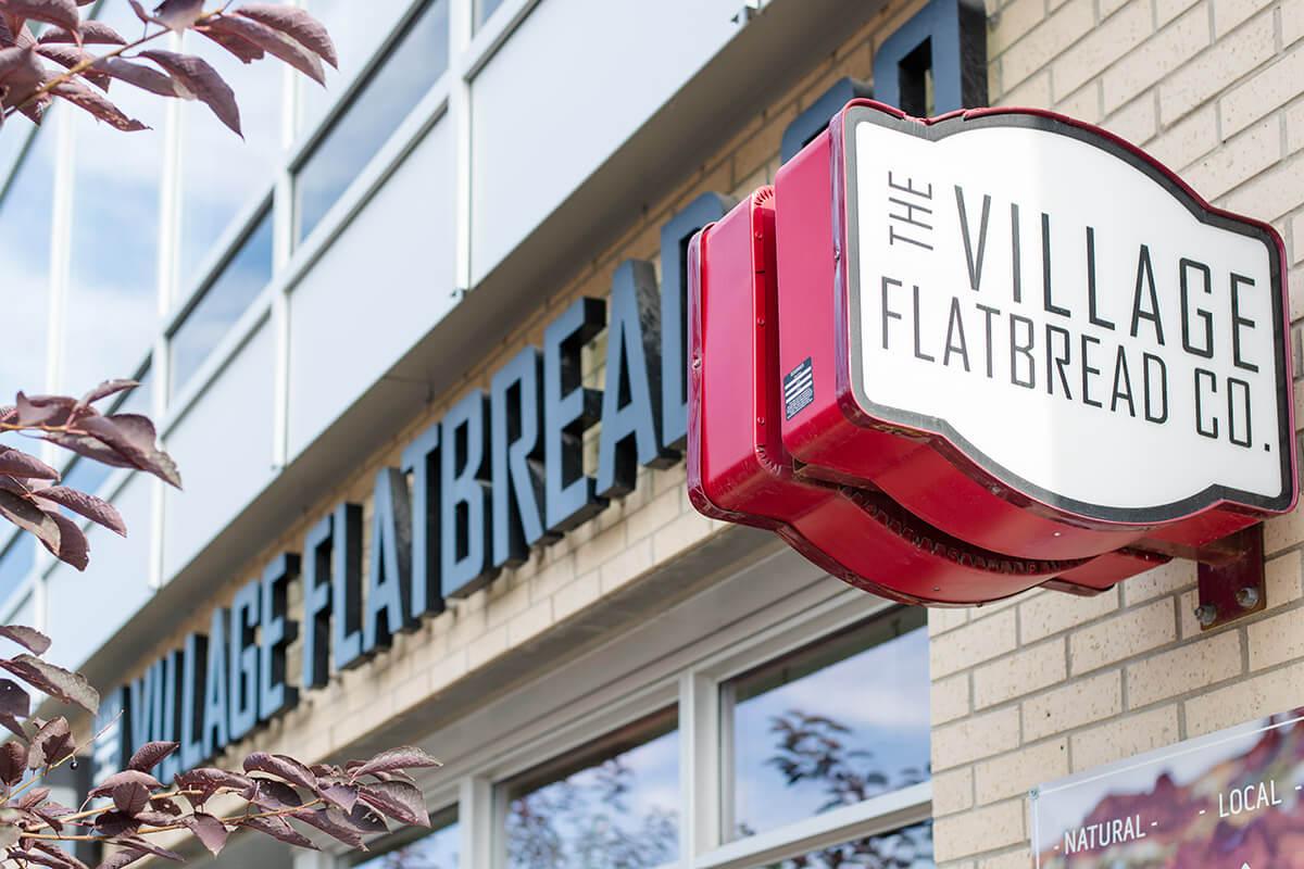 The Village Flatbread Co