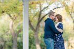 Couple in Regina Wascana Park