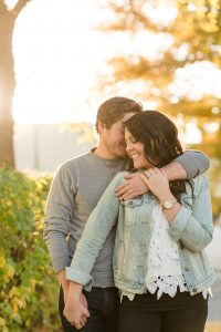 Joel & Heather fall announcement in Regina