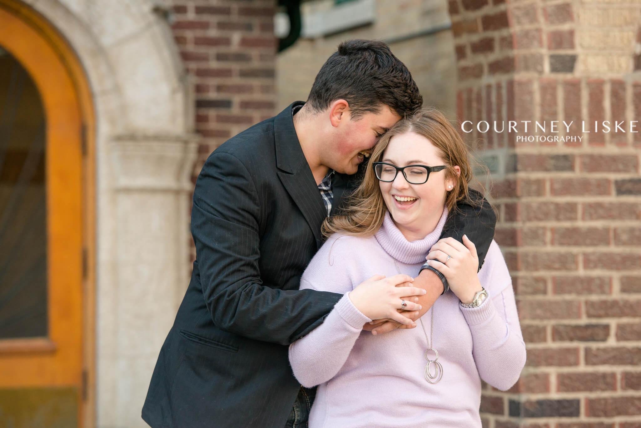 Luke & Tori Engagement