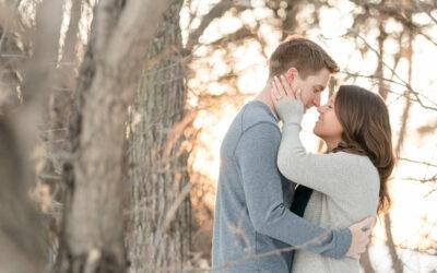 Cory & Kelsey Engagement