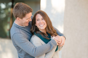 Engagement session with Cory & Kelsey