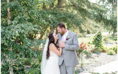 Travis & Coralynn Wedding