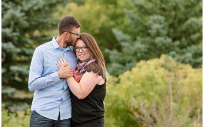 Nathan & Allie Engagement