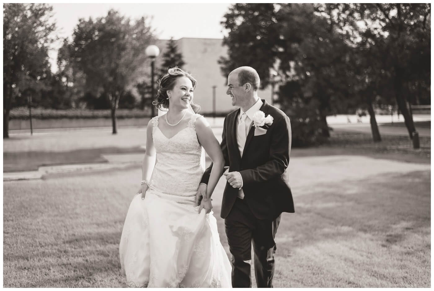 Regina Wedding Photographers - Gord-Mackenzie - Bridal & Groom Formals - Regina CBC Building