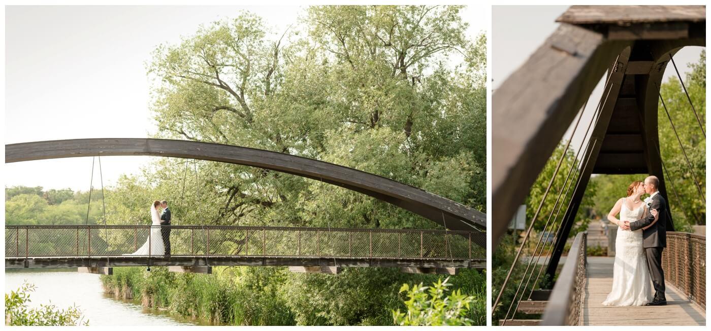 Regina Wedding Photography - Gord-Mackenzie - Bridal & Groom Formals - Regina Rotary Bridge