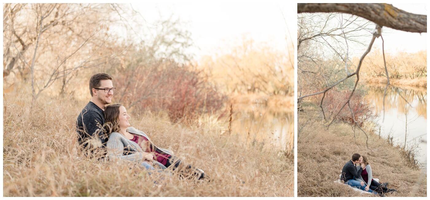 Regina Family Photography - Teala-Jarrett - Fall Family Session - Riverbank - Les Sherman Park