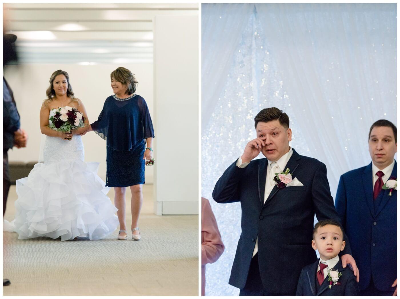 Regina Wedding Photographers - Laurie - Destiny - Fall Wedding - MacKenzie Art Gallery - Traditional First Look