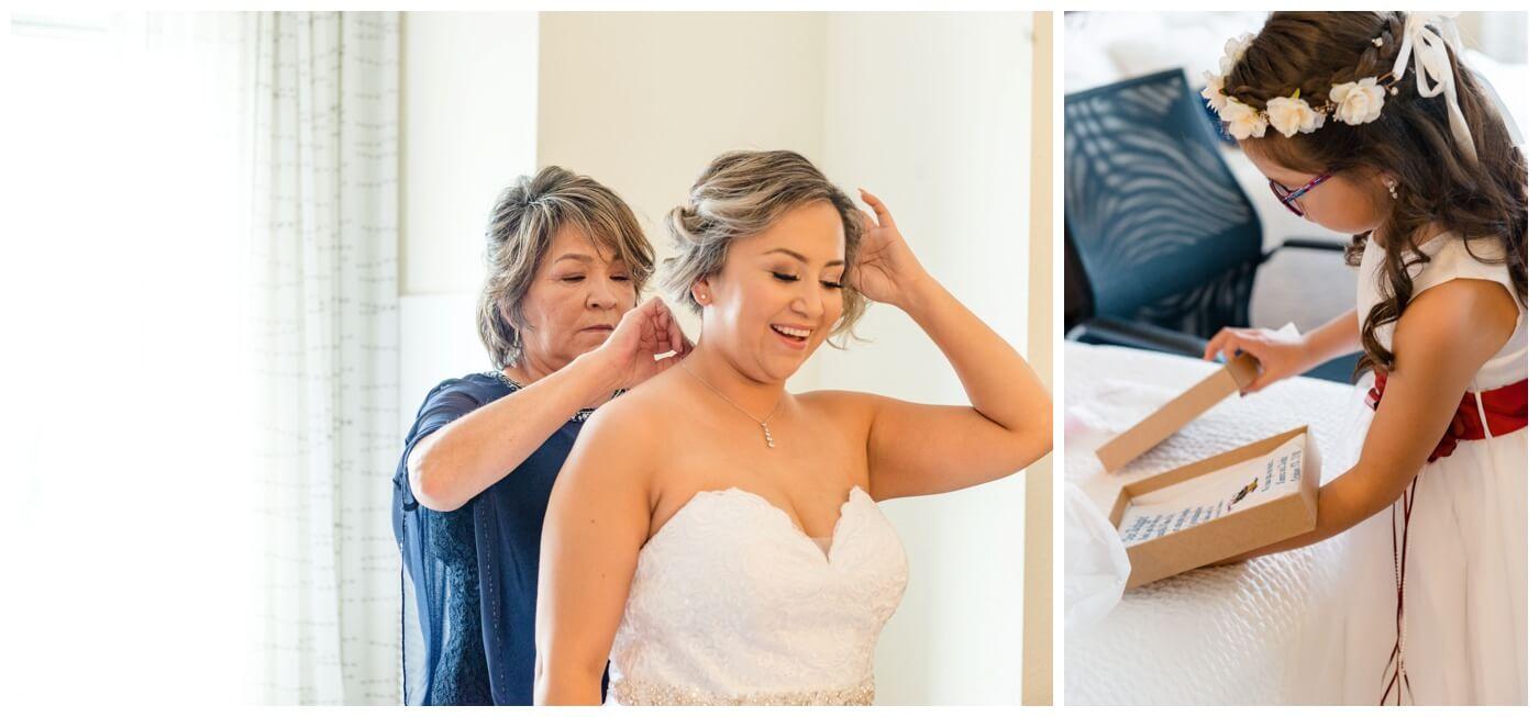 Regina Wedding Photography - Laurie - Destiny - Fall Wedding - Residence Inn - Bridal Suite