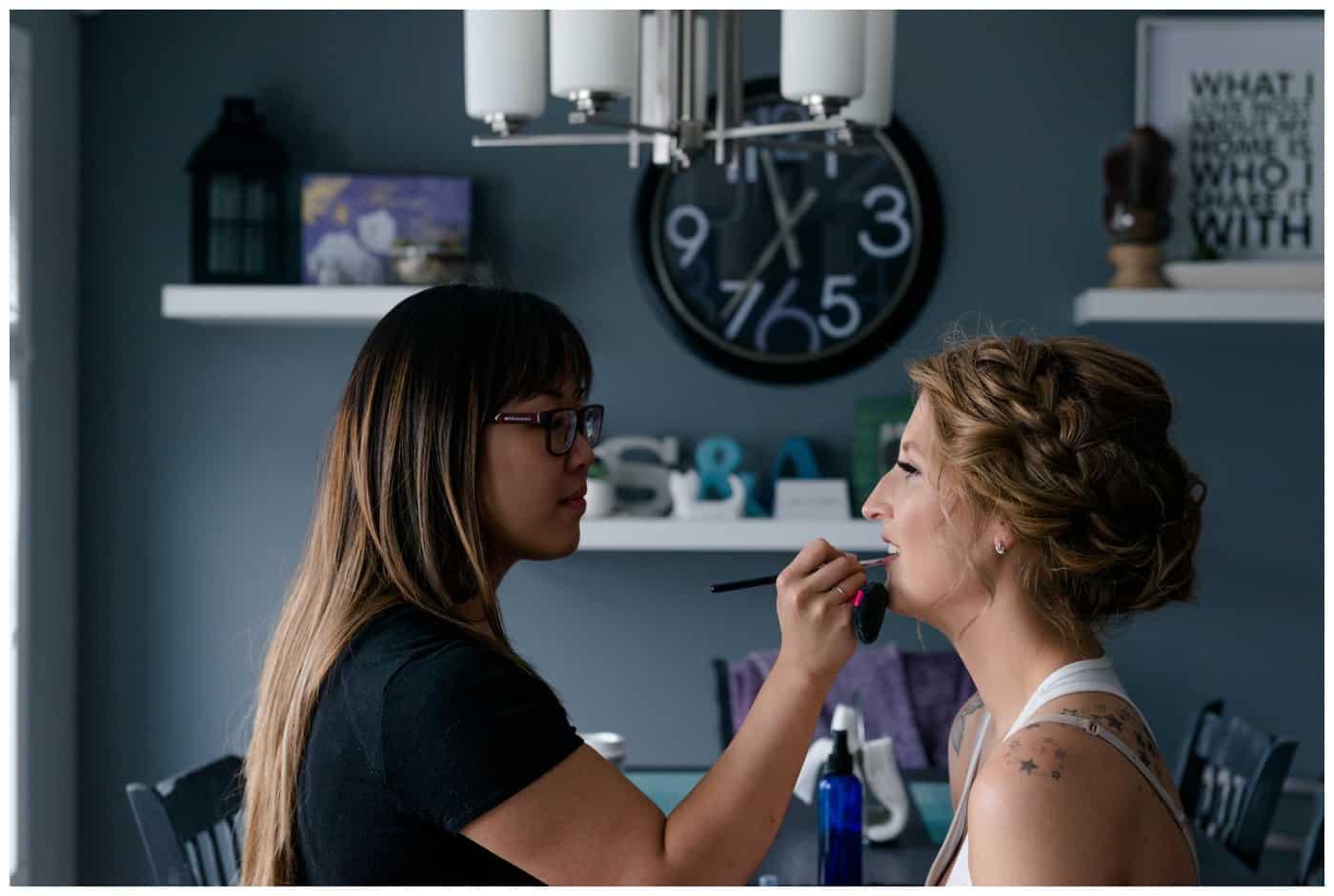 Regina Wedding Photographer - La Beaute by Samantha - Regina Makeup Artist - Bridal Makeup Regina