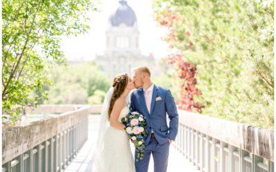 Evan & Chantel Wedding