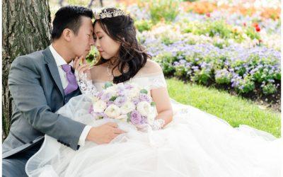 Jamie & Tina Wedding