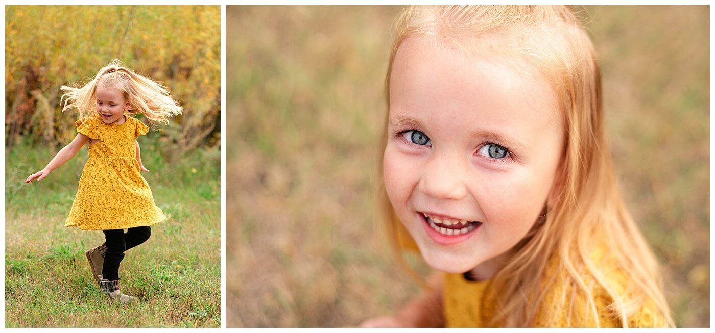 Liske Family 2020 - Science Centre - 002 - Girl Twirling