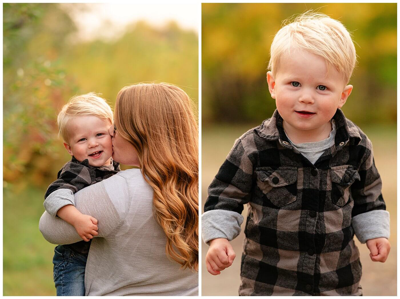 Liske Family 2020 - Science Centre - 004 - Cutest little boy