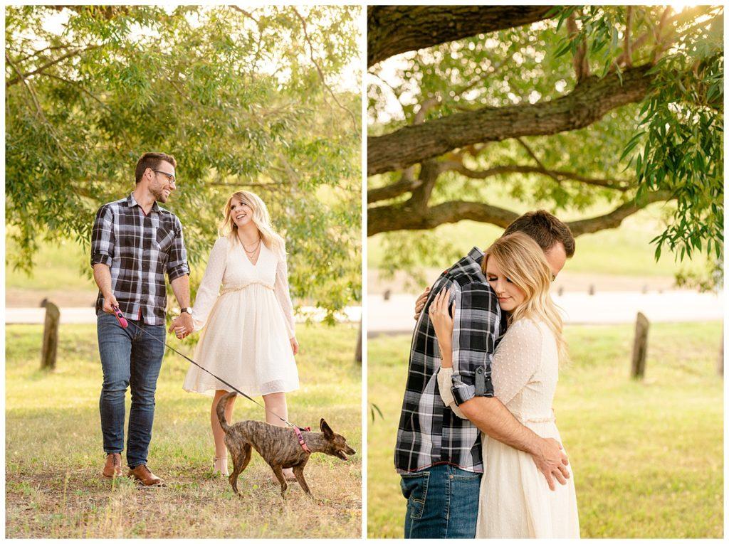 Regina Engagement Photographer - Brett & Rachelle engagement session in Douglas Park.