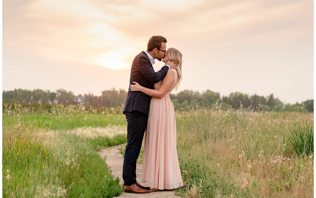 Brett & Rachelle Engagement 2020