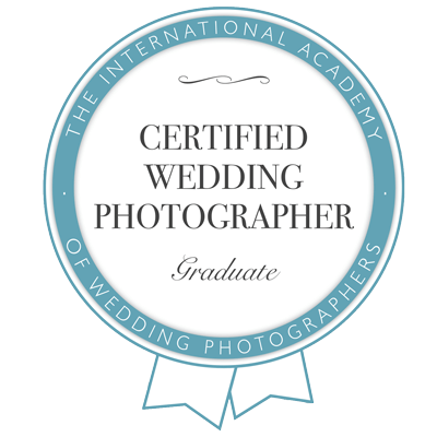 International Academy of Wedding Photographers - Certified