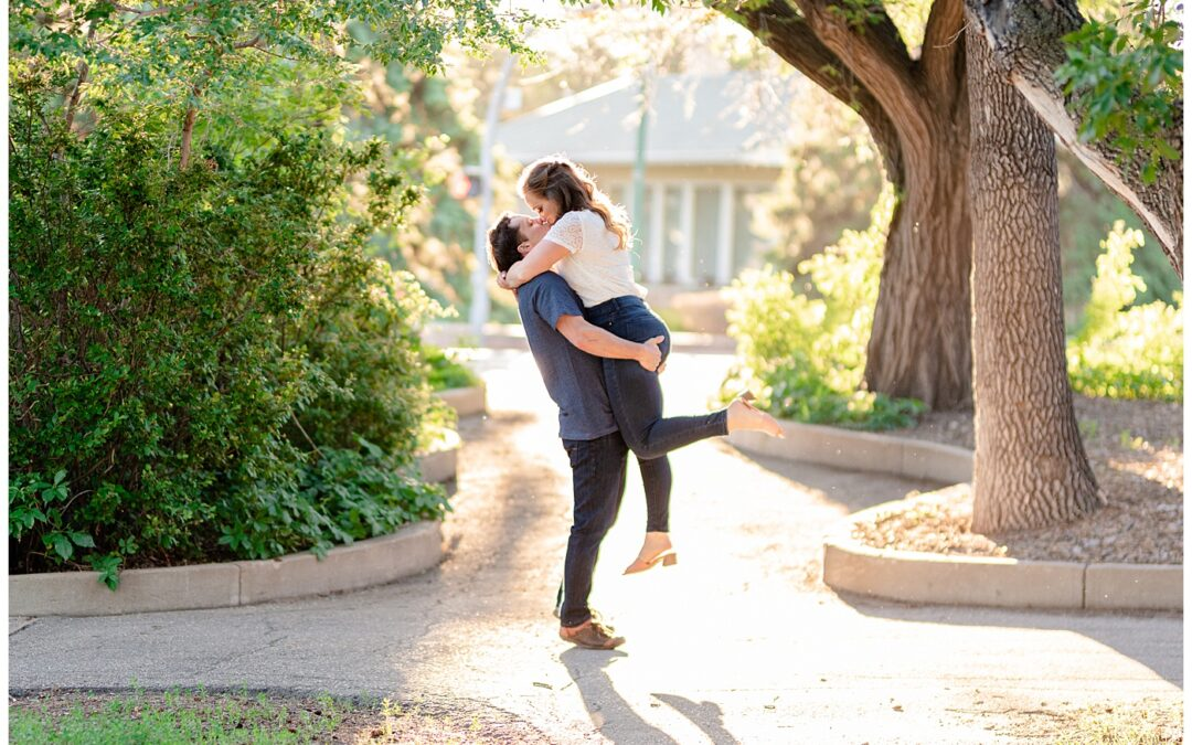 Adam & Sarah Engagement 2020