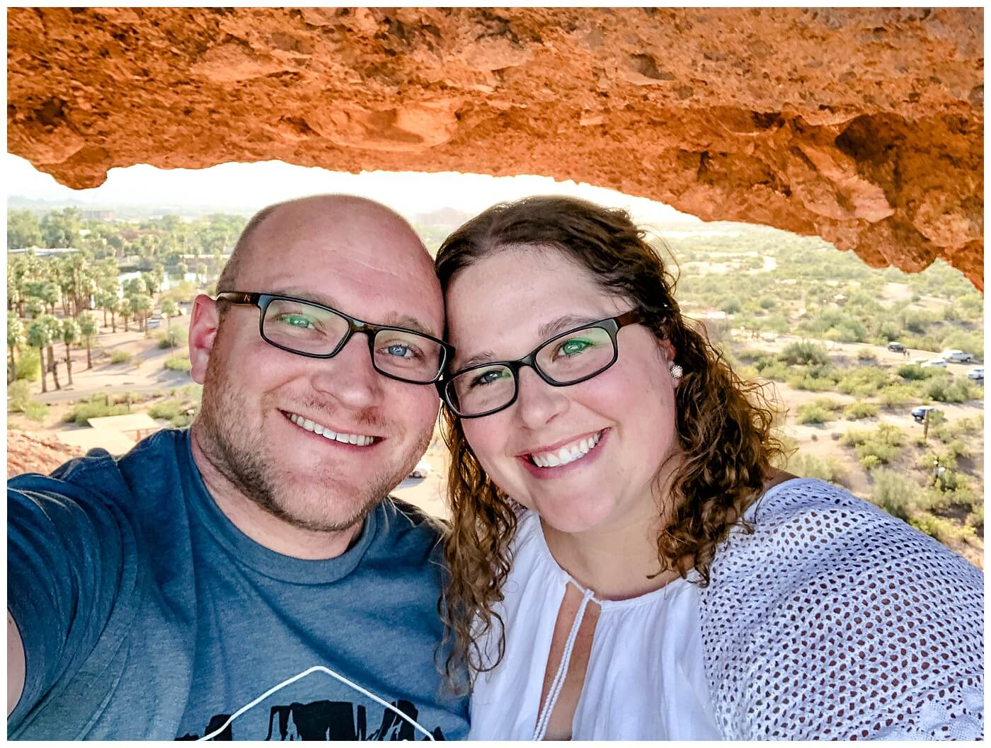 3 Tips to a Healthier Marriage - Selfie in Arizona