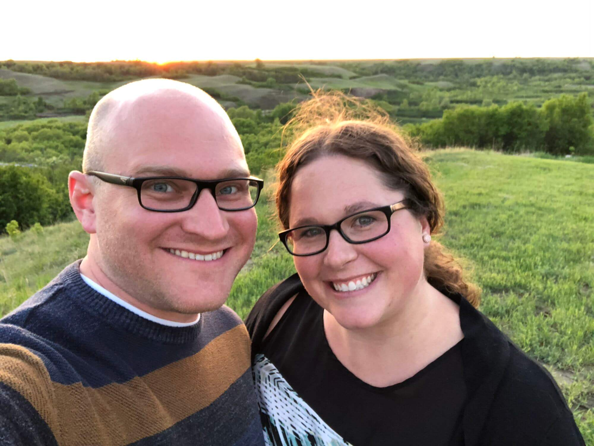 Date Night at Over the Hill Orchard