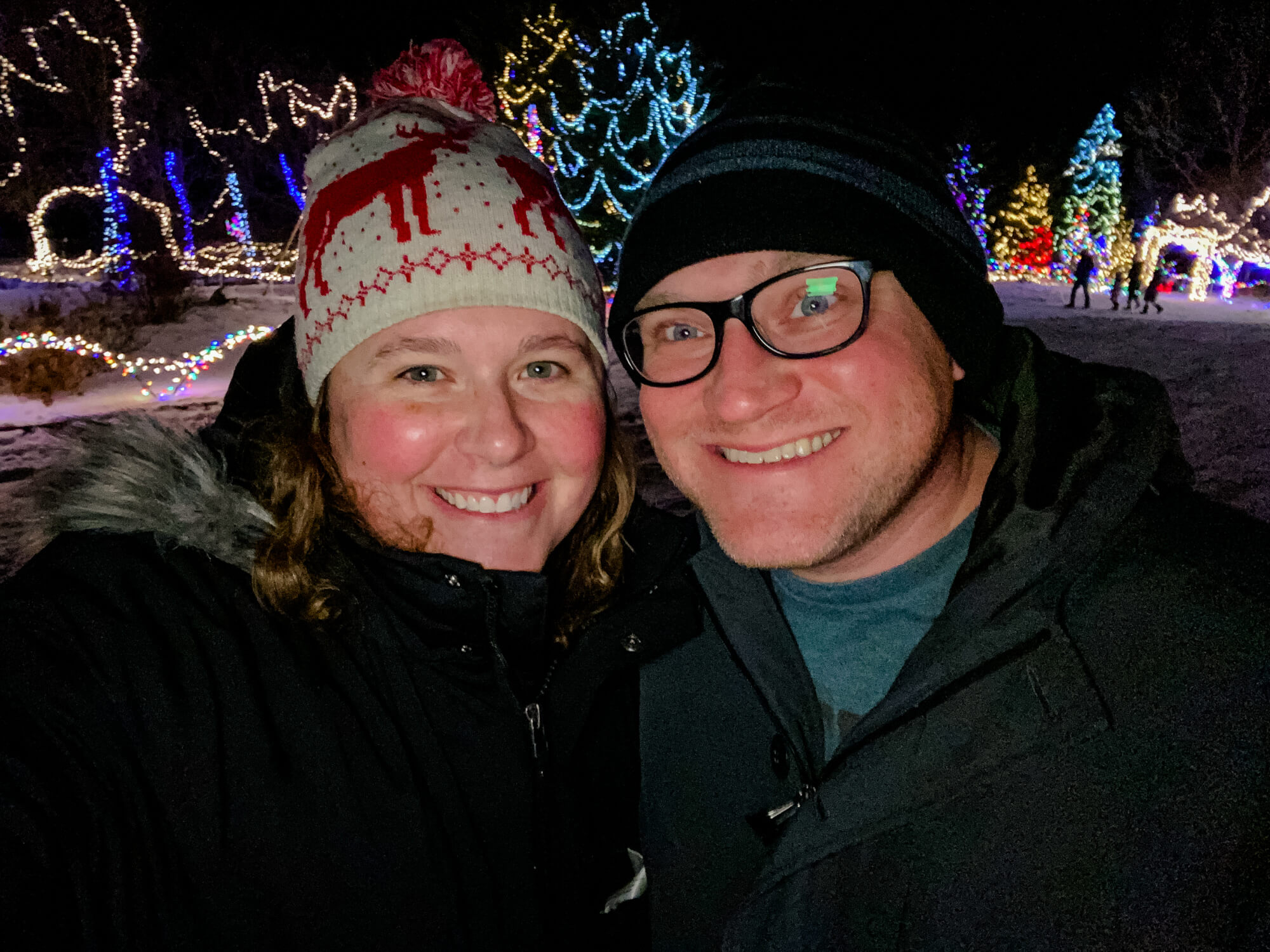 Date Night - Christmas Lights