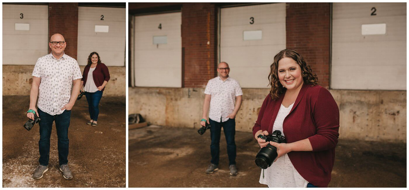 Cam & Courtney Photography - Branding Session with Starr - Local Market YQR - 001