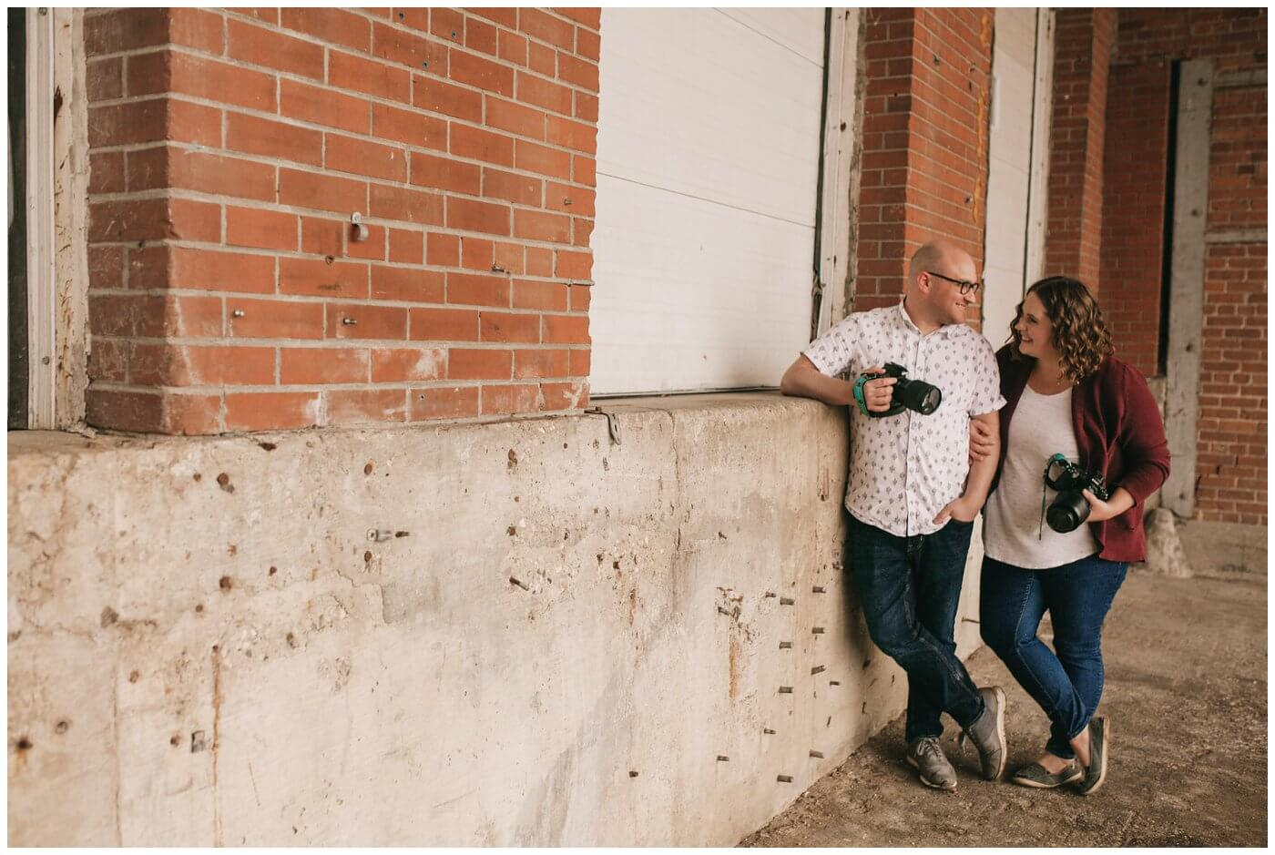 Cam & Courtney Photography - Branding Session with Starr Mercer - Local Market YQR - 002