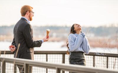Stephen & Sarah – Regina Engagement Session & Proposal