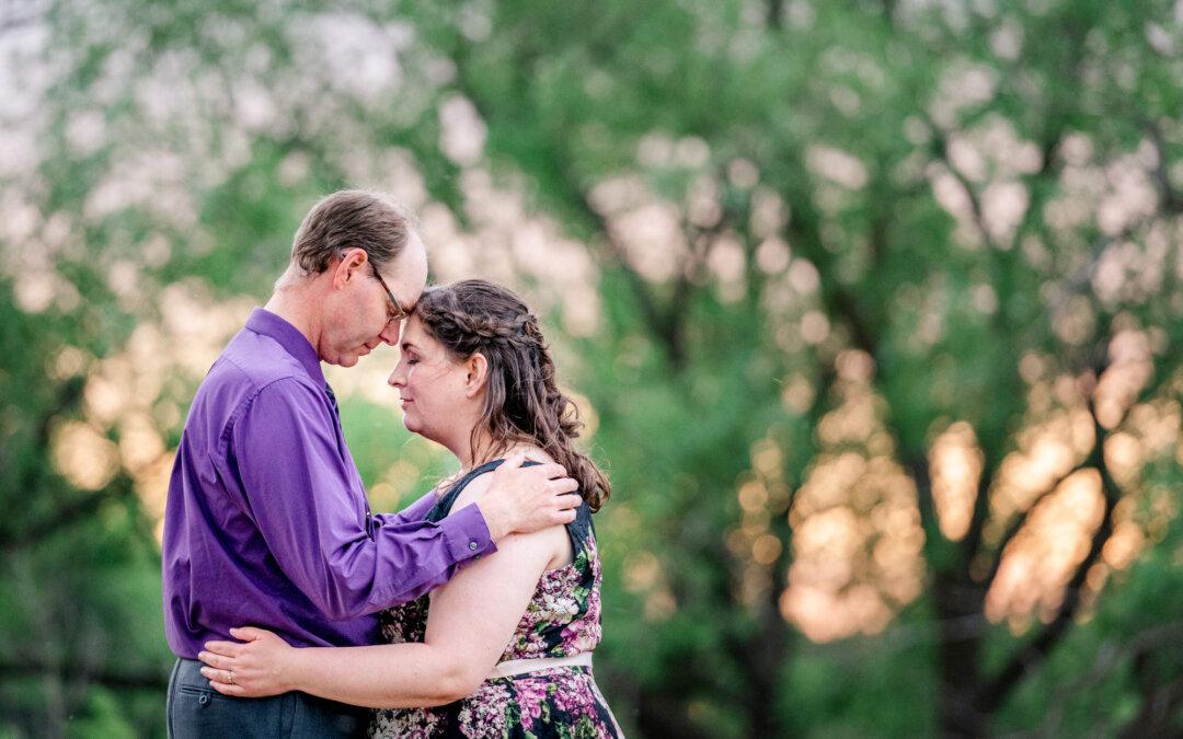 Sheldon & Amy – June 2021 Engagement Session