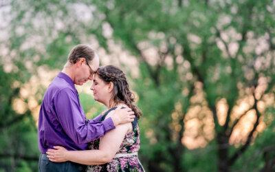 Sheldon & Amy – June 2020 Engagement Session