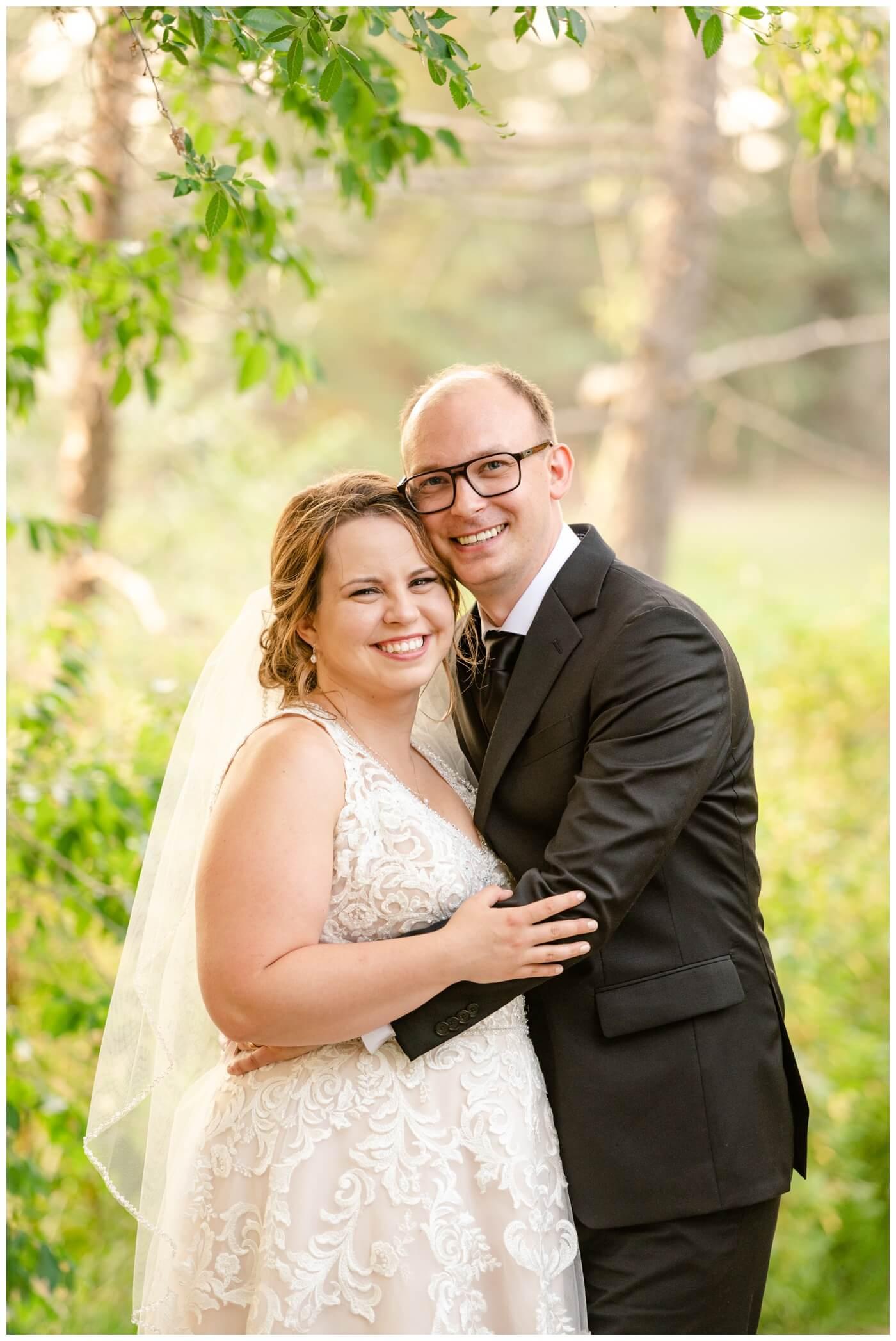 Colter & Jillyan - Encore Wedding Session - 02 - Happy Wedding Couple