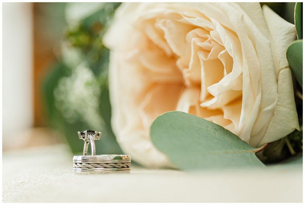 Stephen & Sarah Wedding - 20 - Wedding rings from Charm and Custom Made