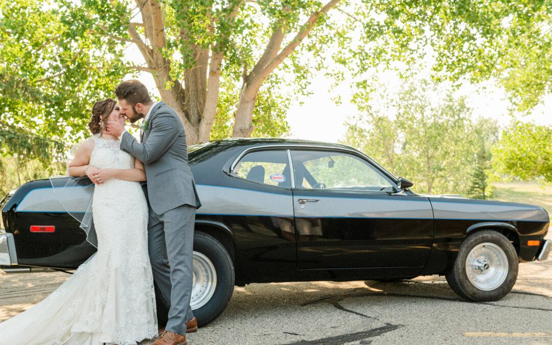 Dominik & Chelsea – 2021 Wedding in Moose Jaw