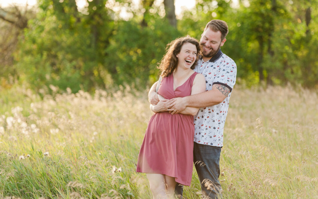 Mitch & Val – Engagement Session