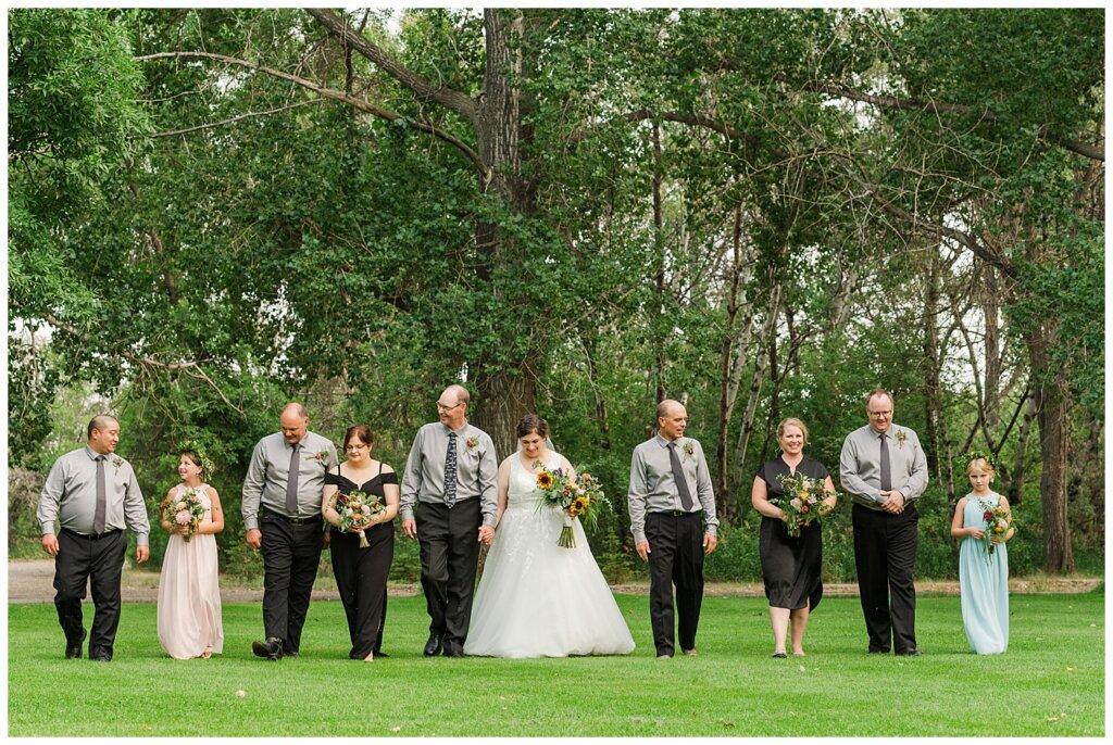 Sheldon & Amy - Besant Campground Wedding - 13 - Bridal Party